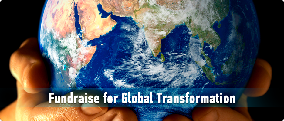 Fundraise for Global Transformation